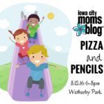 Pizza and Pencils: A Community Event