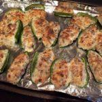 Tailgating Recipe – Stuffed Jalapeños
