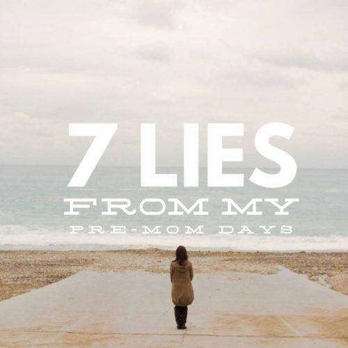 7 lies