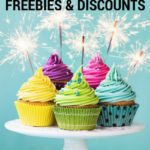 Celebrate Yourself! Birthday Freebies and Discounts