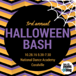Top Five Reasons To Attend Our Halloween Bash!
