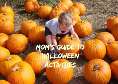 halloween activities trick or treat times