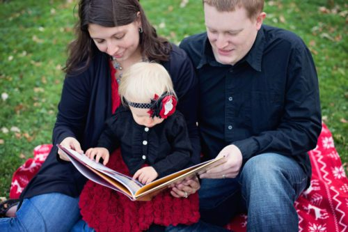 Tips for getting perfect christmas card photos