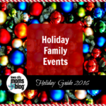 Iowa City Area Family Holiday Events
