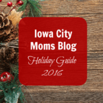 Iowa City Holiday Guide 2016