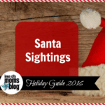 Santa Sightings 2016! Where to See Santa in the Iowa City Area