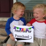 Adventures in Twinning: Preschool Edition