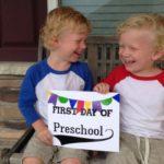 Adventures in Twinning: Preschool Edition