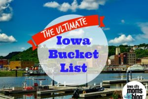 ultimate iowa bucket list
