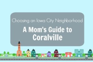 Coralville neighborhood spotlight image