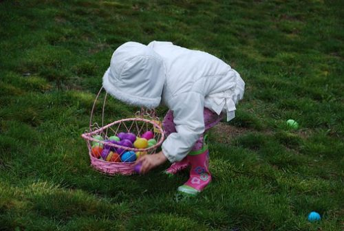 candy-free non-candy easter egg fillers ideas