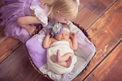 prepare sibling new baby