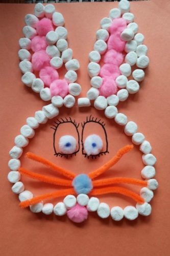 easy Easter crafts kids