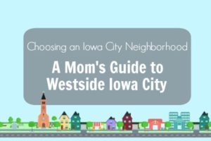 westside iowa city neighborhood spotlight image