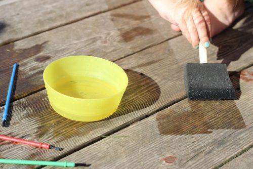 water activities summer