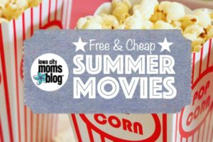 free and cheap summer movies iowa city featured