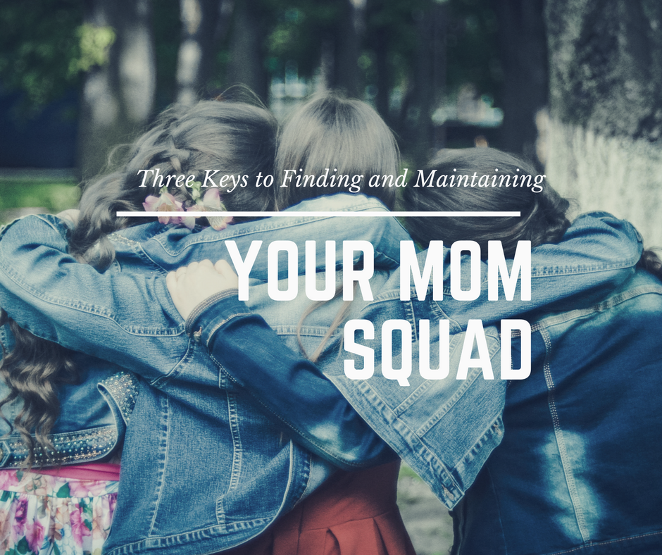 finding mom squad friendships