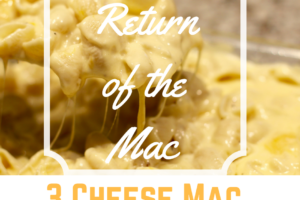 3 Cheese Mac