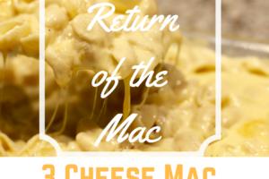 3 Cheese Mac