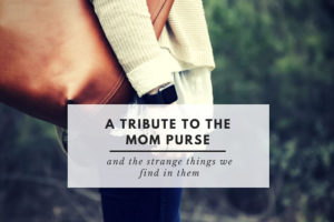 Tribute to Mom Purse 01 resize