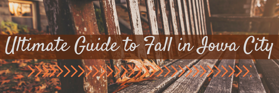 Ultimate Guide to Fall in Iowa City