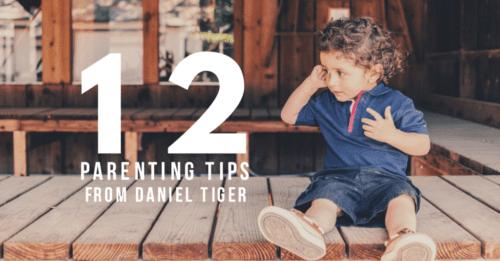 parenting lessons daniel tiger