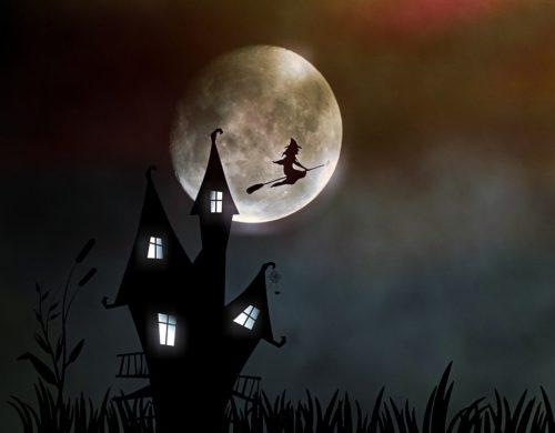 halloween teens older kids scary activities