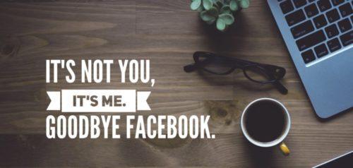 facebook social media consumption