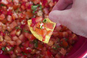 Fresh Salsa Recipe: Peppers recipes