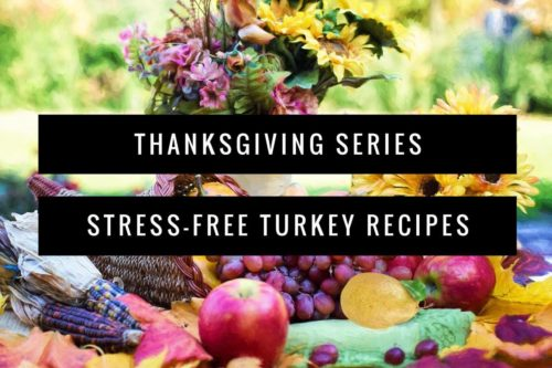 Stress free turkey recipes thanksgiving slow cooker
