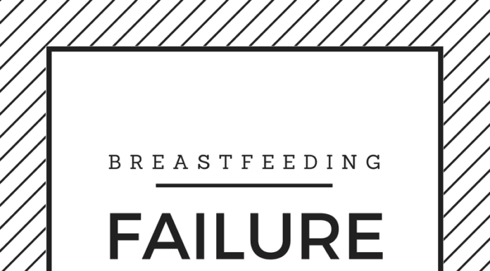 breastfeeding failure