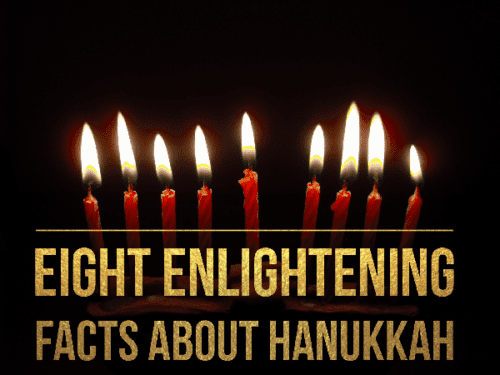 enlightening facts about hanukah