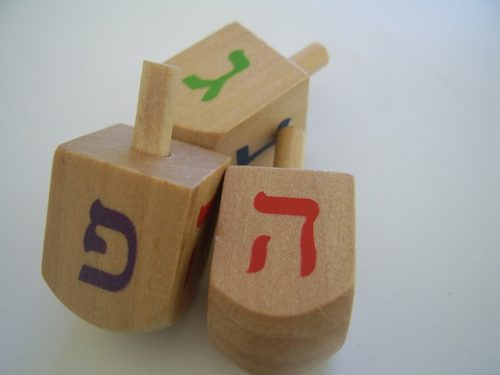 dreidel hanukkah facts