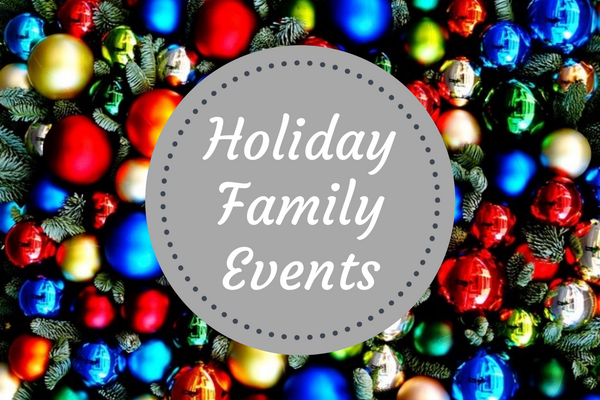Iowa City Holiday Guide to Family Events