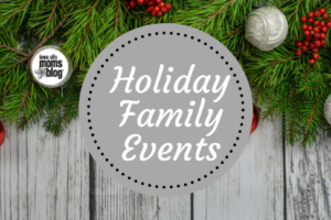 Iowa City Holiday Family Events