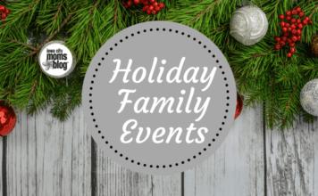 Iowa City Holiday Family Events