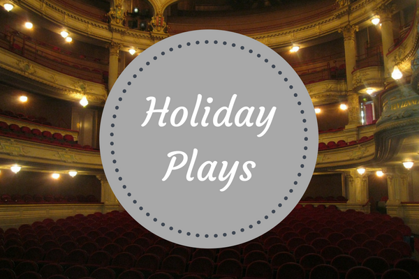 Holiday plays and theater performances near Iowa City