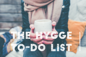 The Hygge To-Do List