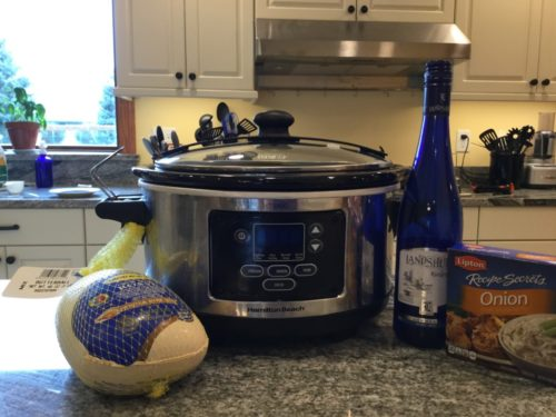 Easy Thanksgiving turkey recipes for the slow cooker