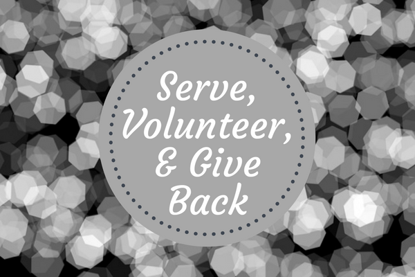 Ways to serve, volunteer, and give back Iowa City holidays opportunities