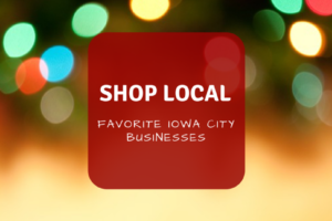 Best places to shop local at small businesses in Iowa City