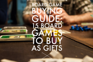 Board Game Buying Guide 1