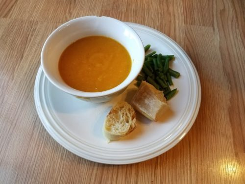 easy crock pot squash soup for the slow cooker