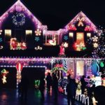 Best Places to See Christmas Lights Displays in the Iowa City Area