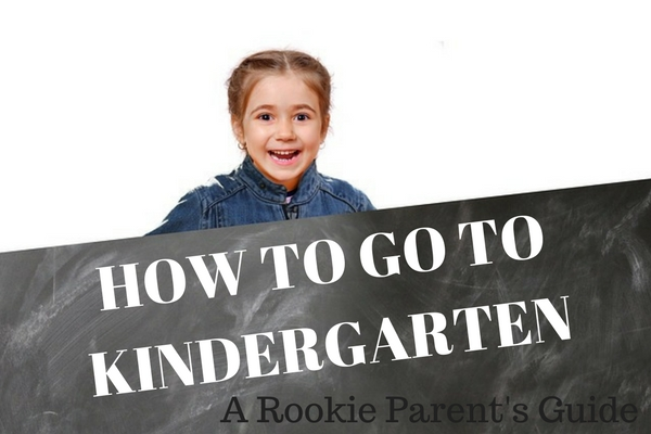 Kindergarten 101: Everything a Rookie Parent Needs to Know (Iowa City area)