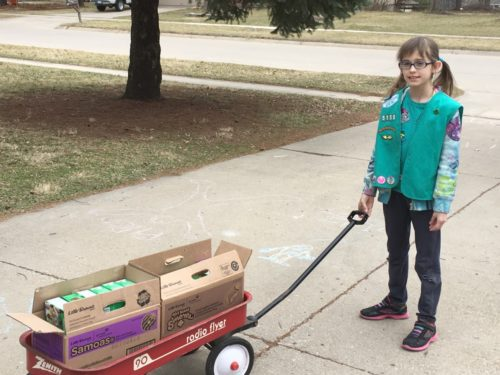 Girl Scout Cookie Tips