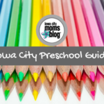 Iowa City Area Preschool Guide 2018