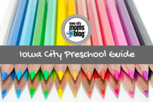 iowa city preschool guide