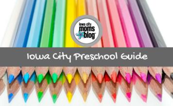 iowa city preschool guide