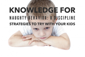 Knowledge for Naughty Behavior 2